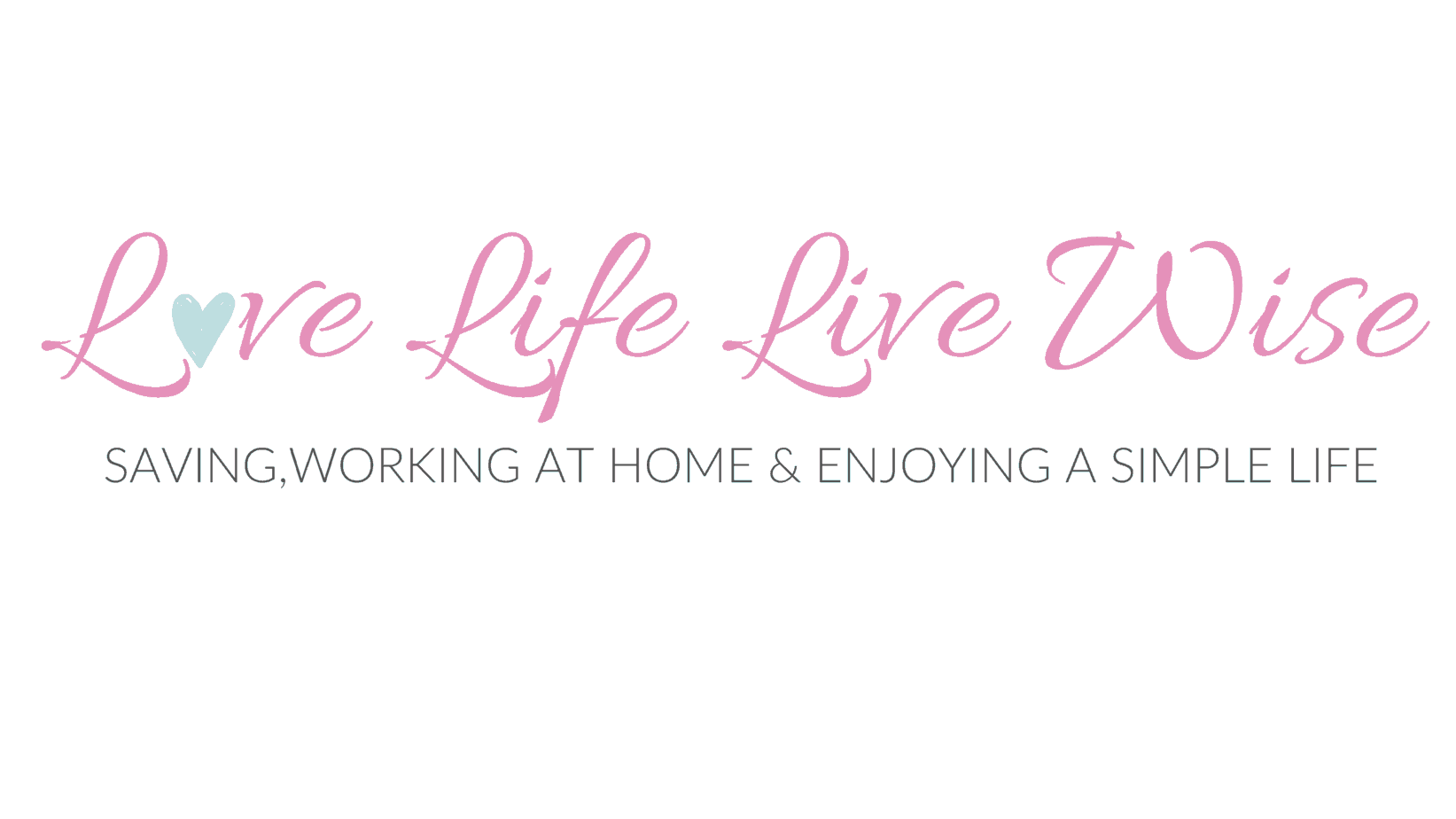 Love life live wise - main site logo